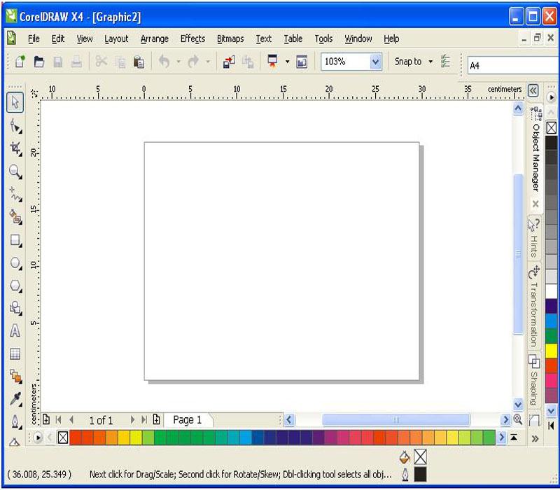 Teknik Tulisan 3D di CorelDraw | Dhany's Present